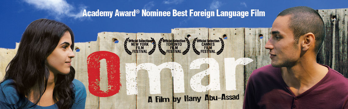 Academy Award Nominee Best Foreign Language Film 2013 Hany Abu-Assad Directed